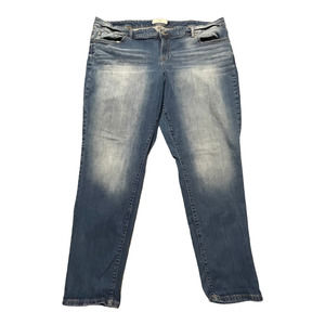 Torrid Jeans Med Blue Plus 24